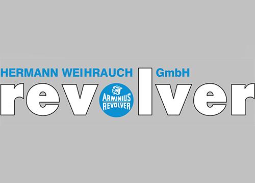 Jagd- und Armeebekleidung Bender Logo Weihrauch